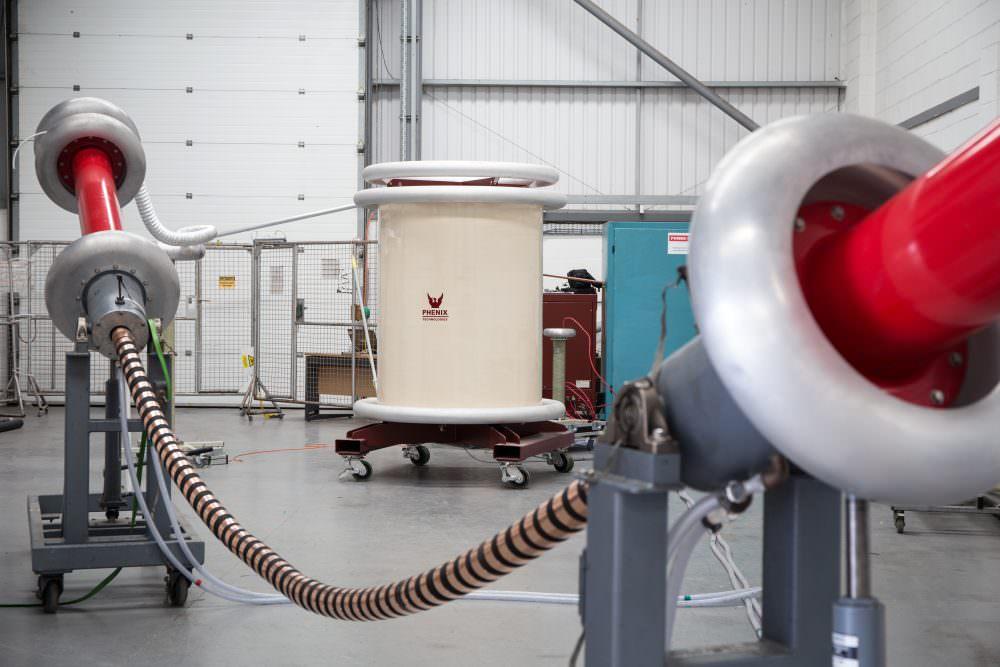 High Voltage Test Laboratory Power Csl